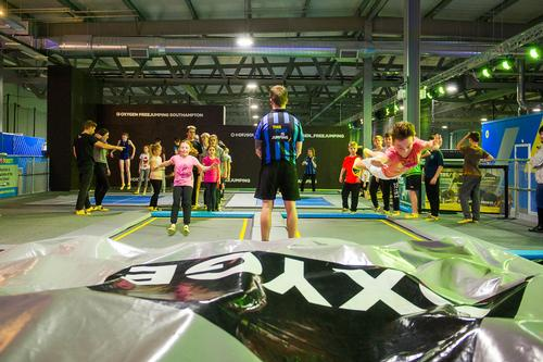 Trampolining: the new craze is spreading with this big deal