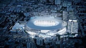 Tottenham's north London stadium plans spurred on