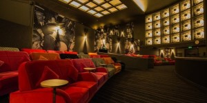 Cinemas are the new home away from home