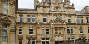 Cardiff Coal Exchange and the first £1million deal