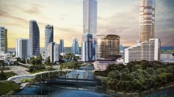 3000 hotel rooms to surround Jupiter's Casino