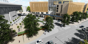 Leicester Rugby Granby site hotel proposal