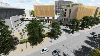 Rugby club chosen to redevelop Granby Halls site in Leicester