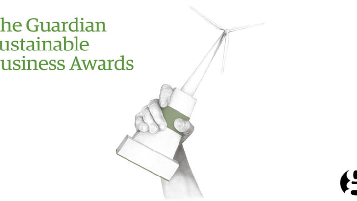 Guardian Sustainable Business Awards 2016 shortlist has been announced