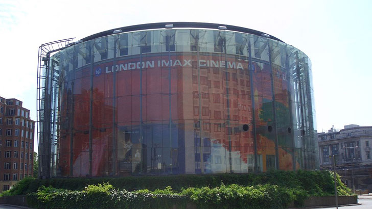 Beyond The streaming: IMAX responds to rise of Netflix