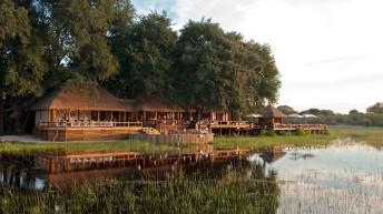 Botswana Safari: Sanctuary Chief's Camp re-opens