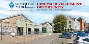 Boutique cinema opportunity within M25 Orbital and affluent Surrey belt