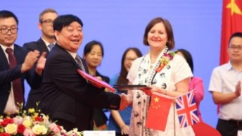 Billion pound Chinese investment in Sheffield city centre