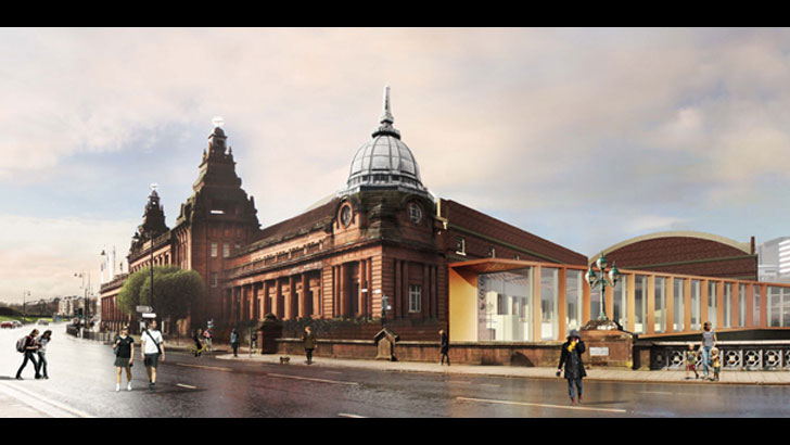 Get moving: gym and 'moving image archive' open at Kelvin Hall, Glasgow