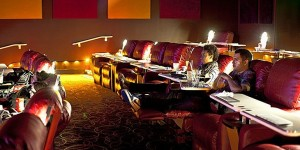 The UAE's first dine-in cinema to open on the Palm