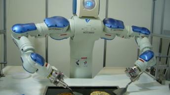 Dutch robots float hotel in Japan