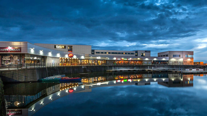 What is driving cinema / leisure developments?