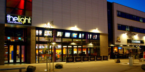 Inside the new Light cinema, Bolton