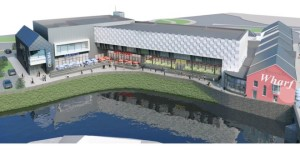 Haverfordwest competing cinema developments
