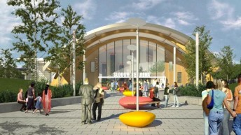 Ice cold in Slough: £7m revamp of Ice Arena
