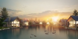 Retail, restaurants and rooms: six star resort set for Cornwall