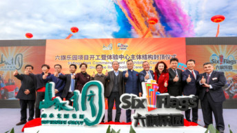 Six Flags invests in China