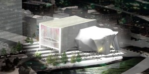 The Factory arts centre in Manchester revealed