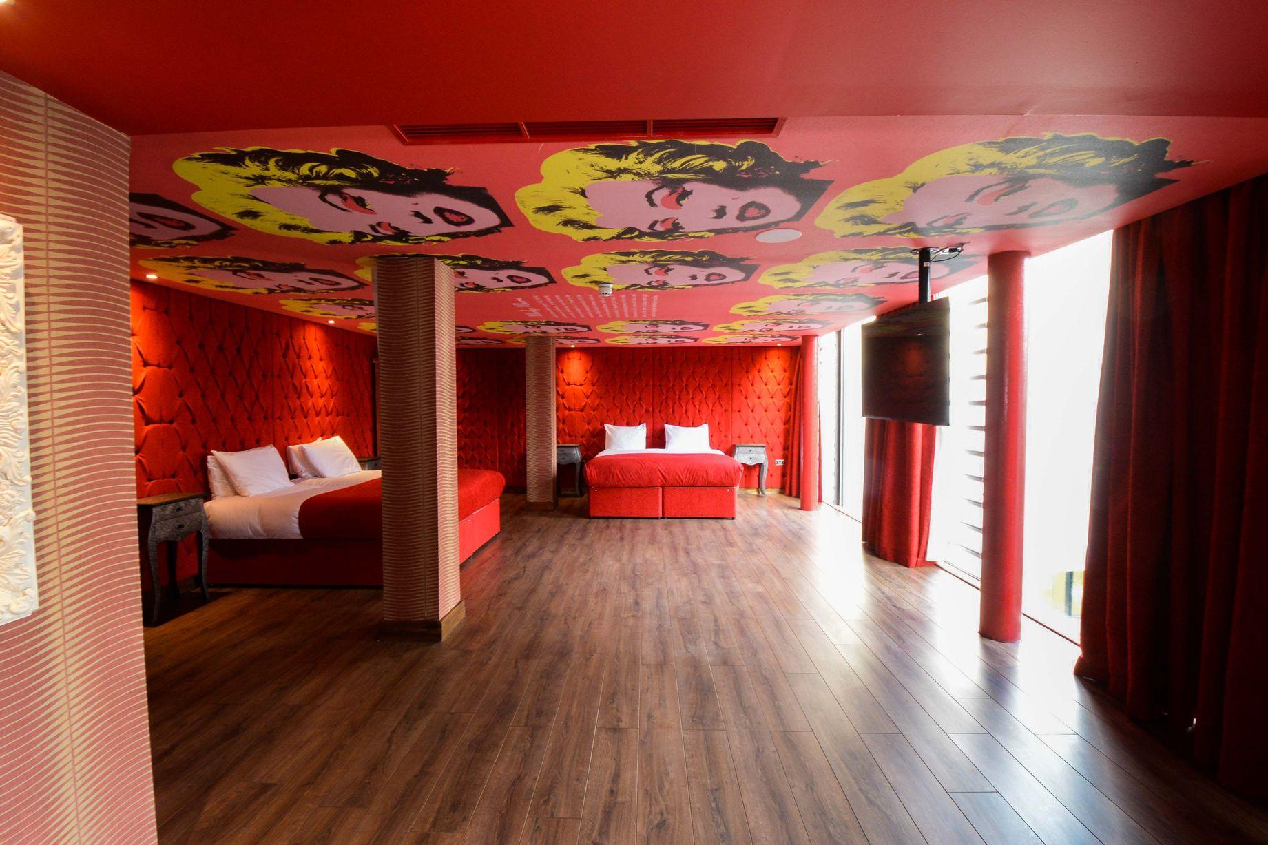 Movie themed hotel in Liverpool | OzSeeker