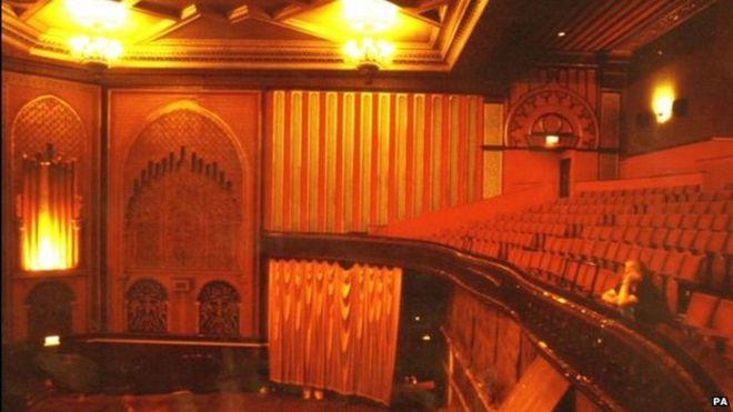 John Sullivan S Blog Rivers Of Tears For This Cinema