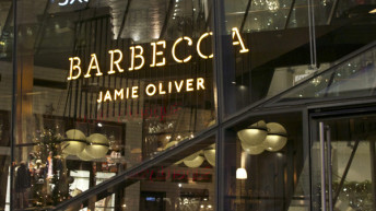 Jamie Oliver opens second Barbecoa restaurant in London