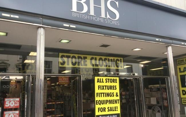 New gym for Taunton in vacant BHS store.