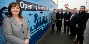 11 screen cinema for New Mersey Retail Park, Speke