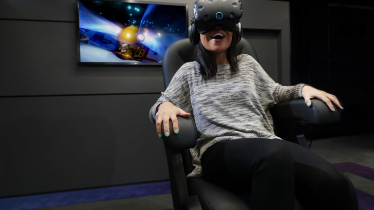 IMAX makes virtual reality real in LA. Or is it La La Land?