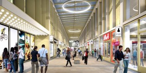 Barnsley Town Centre transformation with huge LA investment