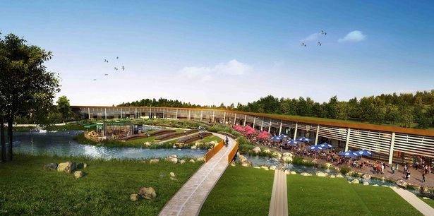 Adventure resort ambition for Afan Valley, Wales