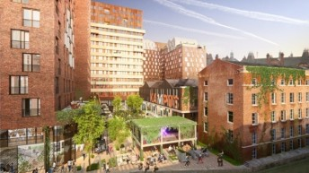 Kampus: first in series of Manchester developments