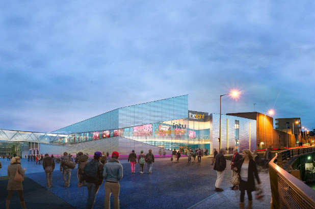 The Light Cinema to anchor Nottingham's Broadmarsh redevelopment