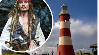 Open-air cinema for Plymouth's Pirate Weekend
