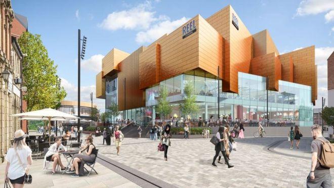 Rochdale's Riverside £70 million regeneration plan approved