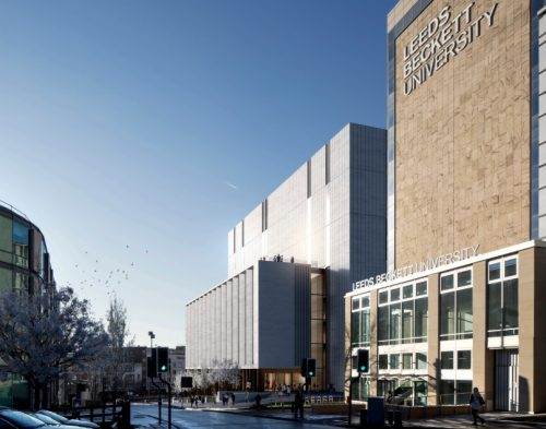 Leeds Beckett University's new arts centre to contribute to city's creative economy