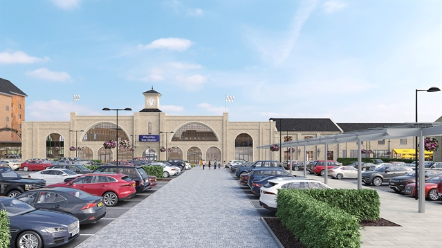 £50m leisure and retail proposal for Waverley, South Yorkshire