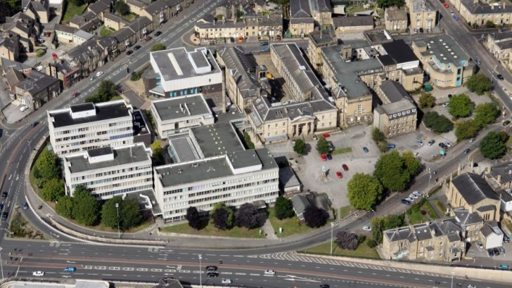 Former Kirklees College site transformed into new mixed-use development