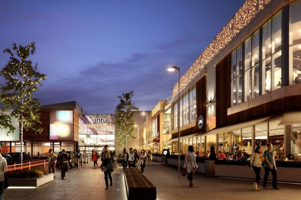 New cinema and restaurants planned for Merry Hill, Birmingham