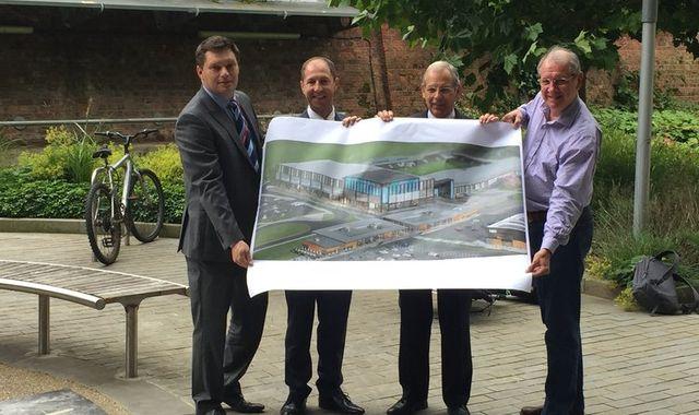 York Community Stadium work will start in the autumn