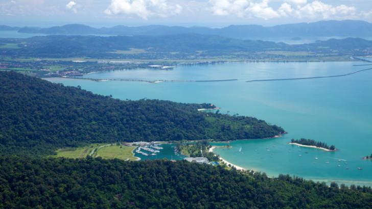 Strategic Partnership For Wanda Realm Resort, Langkawi, Malaysia