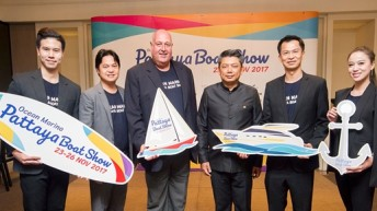 Pattaya to become marine leisure 'hub' of Asia