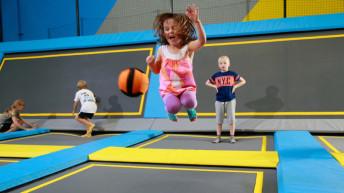 30,000 sqft trampoline park planned for O2 arena