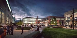 Vinci bags £69m Warrington Time Square scheme