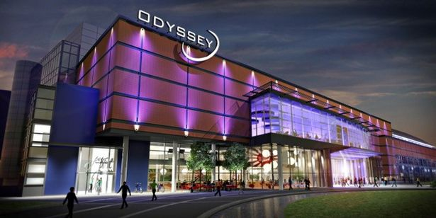Hundreds of jobs on the cards as Odyssey Pavilion to be transformed in £10m revamp