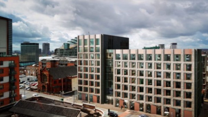 Hampton by Hilton to open first property in Manchester
