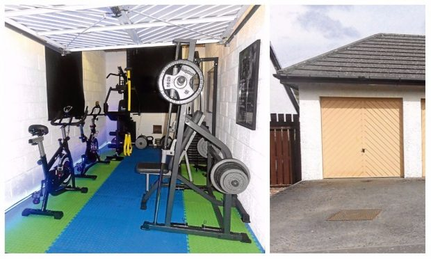 Council Planning Chiefs Frown On Bid To Open Gym In Dundee Garage