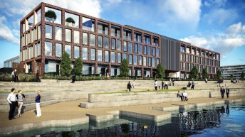 Images unveiled for Liverpool docklands development plans