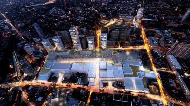 Westfield shopping centre to be 'catalyst' for Croydon