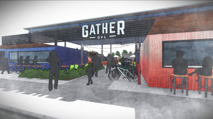 Food Court 2.0: Gather GVL will bring another food hall concept to Greenville, SC