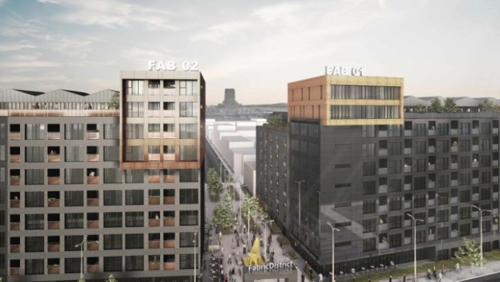Plans to transform gateway to Liverpool